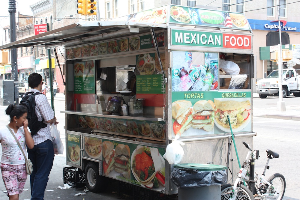 Where Are Food Trucks In Nyc