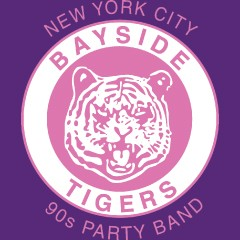 bayside-tigers-90's-party-band