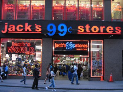Prepare Yourself For A Party At Jacks World 99 Cent Store