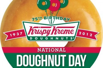 National-doughnut-day-krispy-kreme