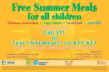 Free-Summer-Meals-for-Children