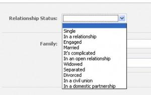 Relationship-status