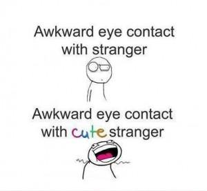 Awkward-eye-contact-broke-ass-stuart