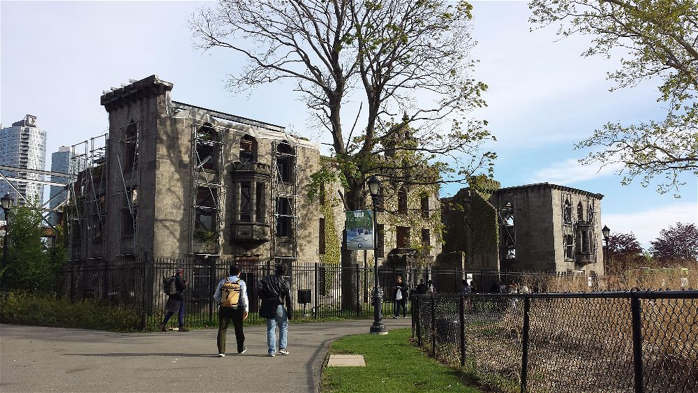 Renwick-ruins