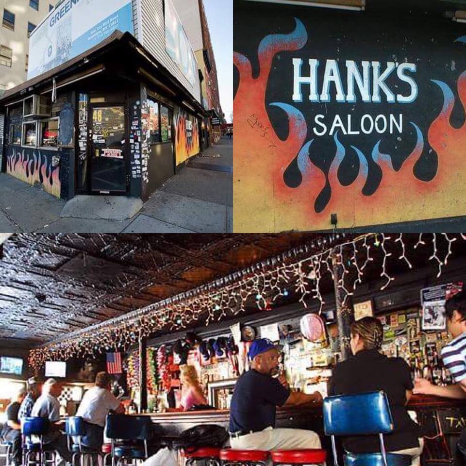 Image result for hank's saloon