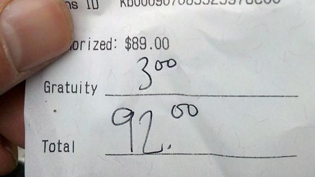 Image result for bad tip