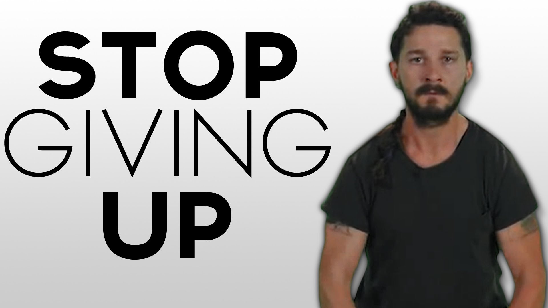 Shia Don't Give up