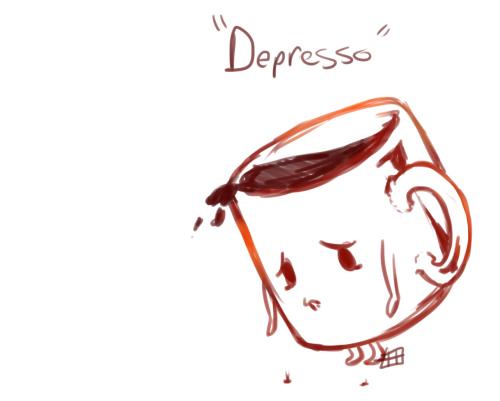 coffee depresso