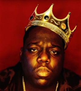 Happy Birthday Biggie - Read about the famous photo shoot by Barron Clairborne