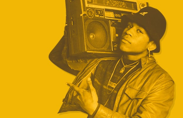 LL Cool J along with this link all about great 80's rap