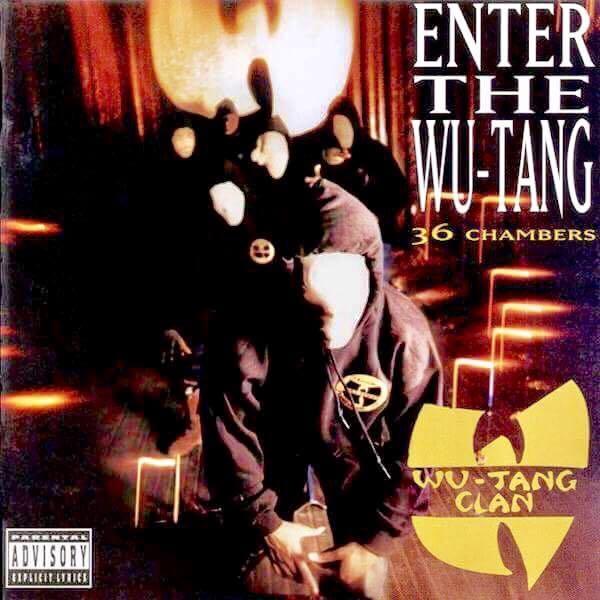Wu Tang's debut - Via Pinterest