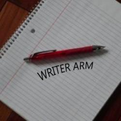 writer arm