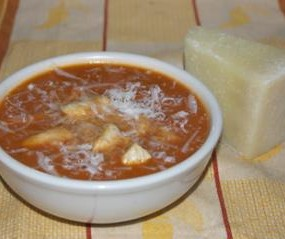ChickenParmesanSoup