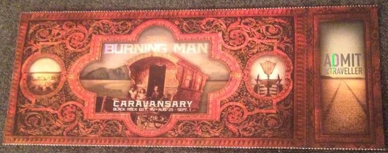caravansary-ticket