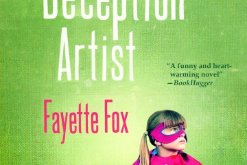 The Deception Artist Front Cover-US