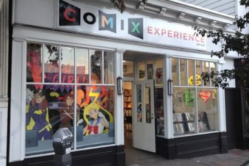 comix store