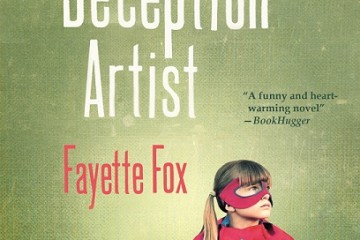 The Deception Artist Front Cover-US-small