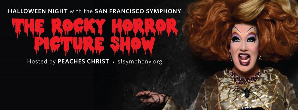 rocky horror sf symphony peaches christ