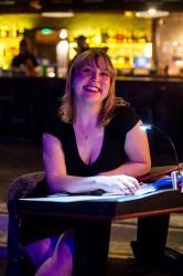 Lizzie Locker - Events Editor