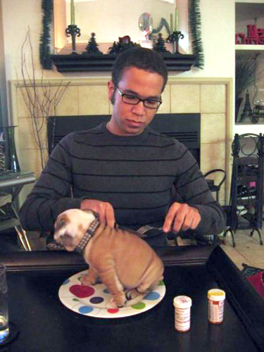 Ryan Miller- Depleted Resource Analyst