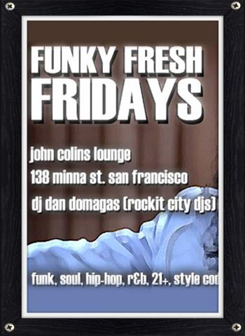 Funky Fresh Fridays
