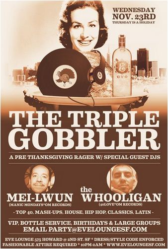 The Triple Gobbler