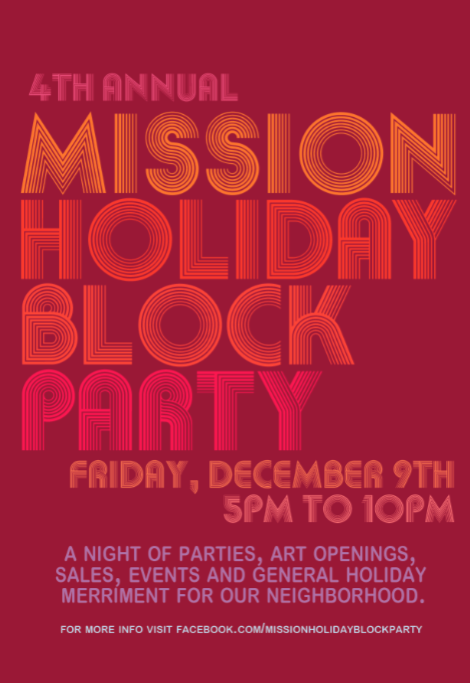 4th Annual Mission Block Party