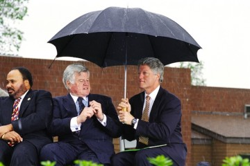 Bill Clinton, William Clinton, Ted Kennedy, Edward Kennedy