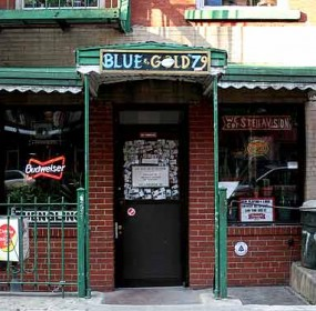 Blue & Gold Tavern