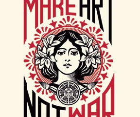 make-art-not-war-creative-slogan