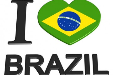 I love Brazil so much I'm going to be delusional and pretend I'm in Brazil.
