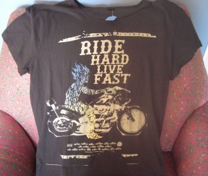 Ride Hard Live Fast