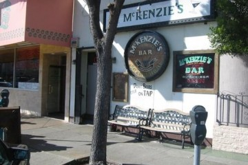 Catch-The-Fights-At-Mckenzies-Bar