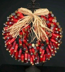 pintrest redneck wreath