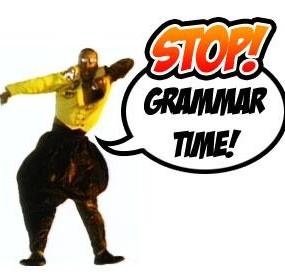 grammar-is-your-friend