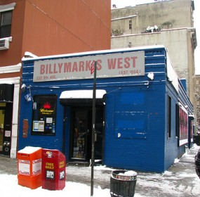 Billymark's West Front