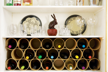 plans to build your own wine racks