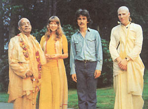 george-harrison with-hare-krishnas