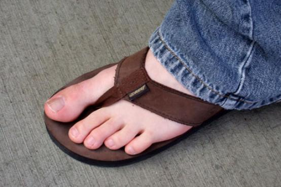 Guys Wearing T Strap Shoes