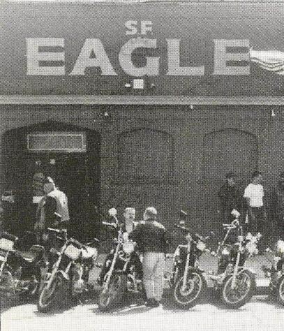 SF Eagle Outside
