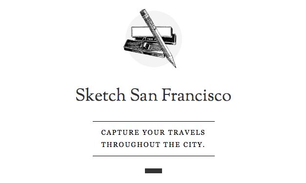 Sketch San Francisco Skillshare Class