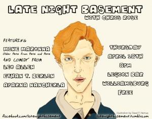 Late-Night-Basement-Chris-Rose-Pete-and-Pete-Broke-Ass-Stuart