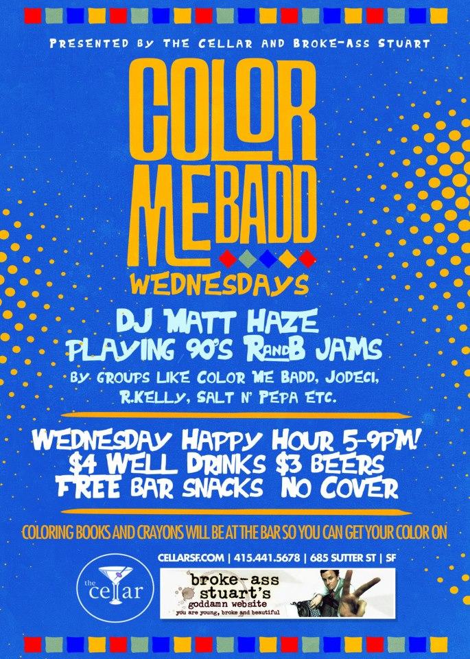 Color-Me-Badd