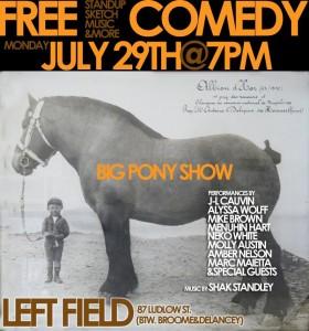 The-Big-Pony-Show-Mike-Brown-Broke-Ass-Stuart