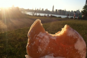 Peter Pan Donut