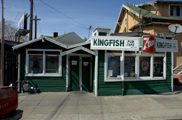 kingfish oakland