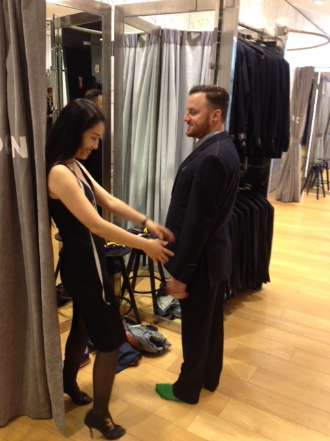 Get an Inexpensive, Custom Suit at Indochino's Traveling Tailor ...