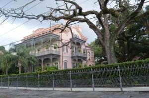 Garden District Mansion on 1st St.