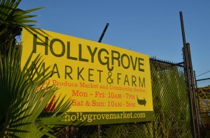 Hollygrove Market and Farm