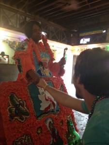 Inside Handa Wanda''s Mardi Gras Day